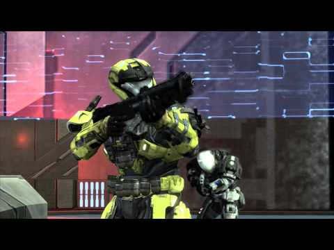 Escape (Halo Reach Machinima)