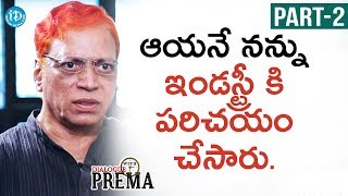 Director / Producer B Narsing Rao Interview Part #2 | Dialogue with Prema | Celebration Of Life - IDREAMMOVIES