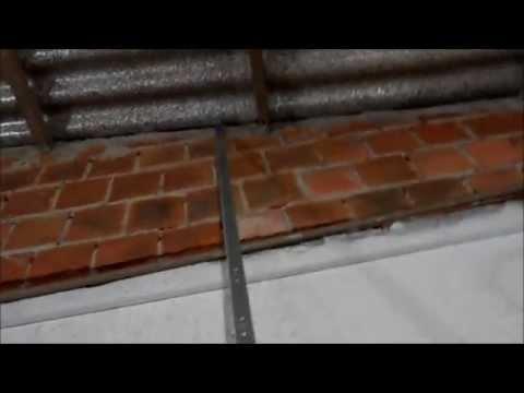 Como colocar teto de Isopor em forro   PARTE 01