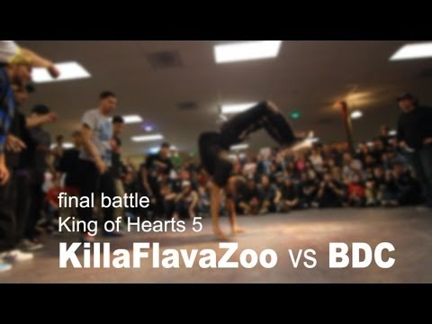 KillaFlavaZoo vs BDC | STRIFE.TV | King Of Hearts 5 | Finals