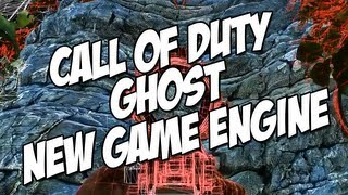 "Call of Duty: GHOSTS ""GAMEPLAY"" - Graphics Tech Demo Reveal ( Next Generation CoD: Ghosts )"