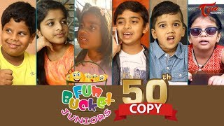 Fun Bucket JUNIORS   Episode 50   Kids Funny Videos   Comedy Web Series   By Sai Teja - TeluguOne - TELUGUONE
