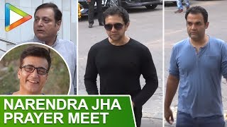Bollywood Celebs Attend The Prayer Meet Of Actor Narendra Jha | Part 2 - HUNGAMA