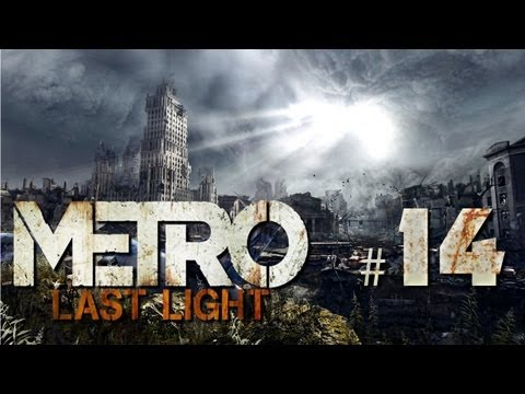 Let's Play Metro: Last Light (German) #14 - Schieb!