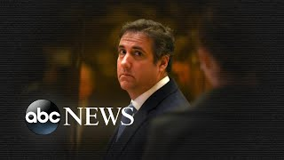 Michael Cohen, Trump's personal lawyer, to appear before Senate intelligence committee - ABCNEWS