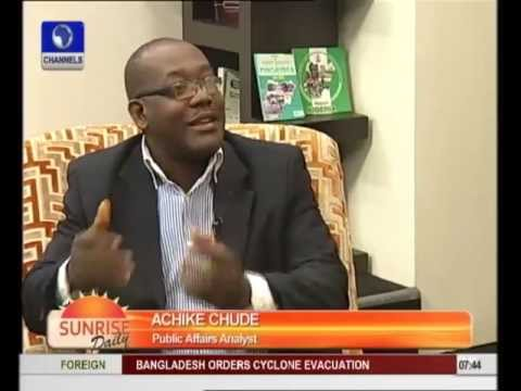 Analyst Says Jonathan Should Have Remove Borno, Yobe, Adamawa Governors - Part 2