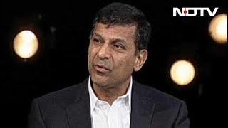Investors Need Credible Stats: Raghuram Rajan's Take On GDP Revision - NDTVPROFIT