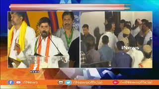Anil Kumar Yadav Speech at Mahakutami Public Meeting | Rahul Gandhi | Sanath Nagar | iNews - INEWS