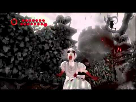 Alice: Madness Returns - Hysteria mode gameplay