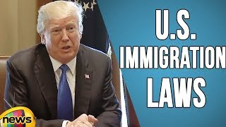US President Trump Backing a Two-Phased Approach to U.S. Immigration Laws | Mango News - MANGONEWS