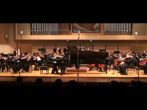 Michael Davidman plays Saint-Saens Piano Concerto No. 2 in G minor, op. 22