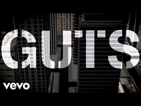 "Eminem Feat. Sia ""Guts Over Fear"" Lyric Video"