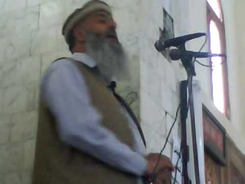 Prof Shahab Ud Din Madni Sb Khutba Jummah 19th March 2010 Part II