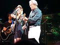 "Glen Campbell/Ashley Campbell 10/18/2012 ""Dueling Banjos"""