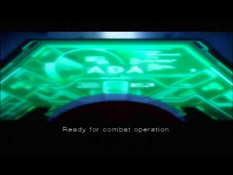 Zone of the Enders 2 The 2nd Runner Part 1 HD