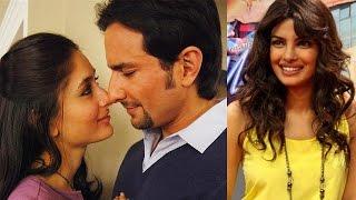 Bollywood News in 1 minute - Priyanka Chopra, Kareena Kapoor, Saif Ali Khan