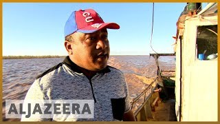 🇲🇿 Cyclone Idai: Locals rescue stranded villagers in Mozambique l Al Jazeera English - ALJAZEERAENGLISH