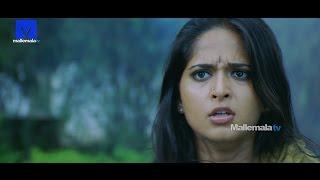 Anushka in Shock scene from Arudathi movie - Sonu Sood - MALLEMALATV