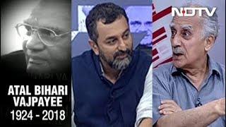 Atal Bihari Vajpayee Wasn't Jealous, Or Insecure, Says Arun Shourie - NDTV