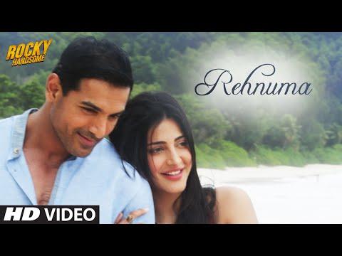 Rocky Handsome - Rehnuma Song