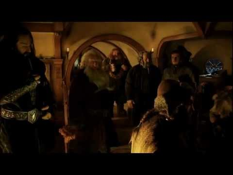 "The Hobbit - Trailer Song: ""Misty Mountains (Cold)"""