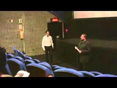 Video Conferencia estreno película el Rito Padre Andrés Tirado