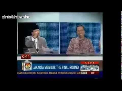 Debat Antara Cagub DKI 2012 Metro TV