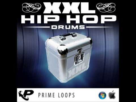 Prime Loops XXL Hip Hop Drums