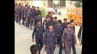 Asaram Rape Verdict: Security beefed up in Jodhpur - ABPNEWSTV