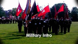 Royalty Free :Military Intro