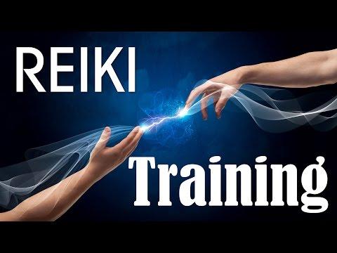 free reiki training