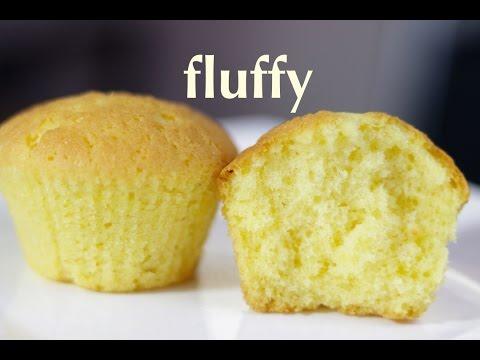 vanilla cupcake - fluffy, moist, cupcake recipe - Food At Home