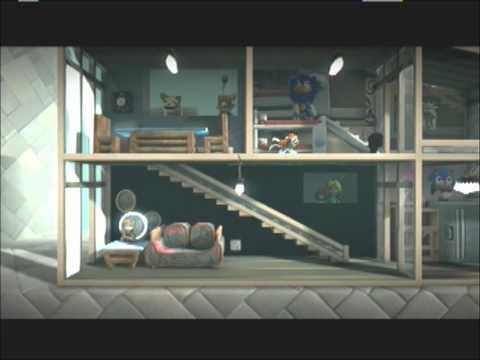 Sonic's Adventures in Little Big Planet Episode 16- Girls Night