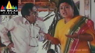 Aaro Pranam Telugu Full Movie || Part 7/12 || Soundarya, Vineeth - SRIBALAJIMOVIES