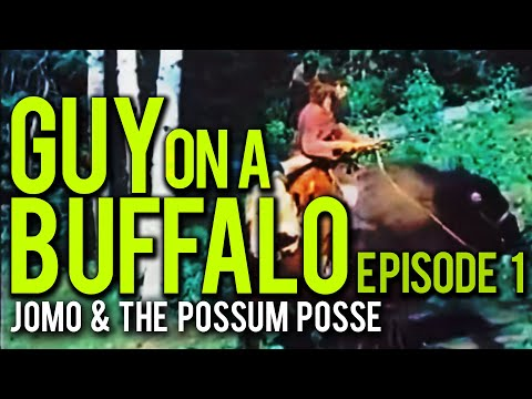 Guy On A Buffalo (Series)
