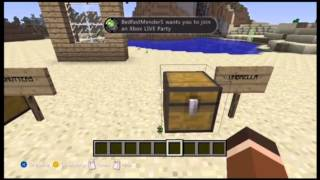 7 Awesome Things To Build in Minecraft Xbox 360 Edition!!! - YouTube
