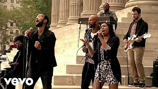 John Legend - Wake Up Everybody (with The Roots feat. Common & Melanie Fiona)