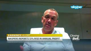 Naspers' Classifieds business has just turned profitable, this is where its CEO sees its next bets - ABNDIGITAL
