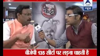 Uddhav rejects BJP demand for 135 seats, ties under strain - ABPNEWSTV