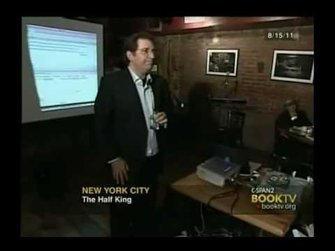"CSPAN: Kevin Mitnick Discusses ""Ghost in the Wires"" (Complete)"
