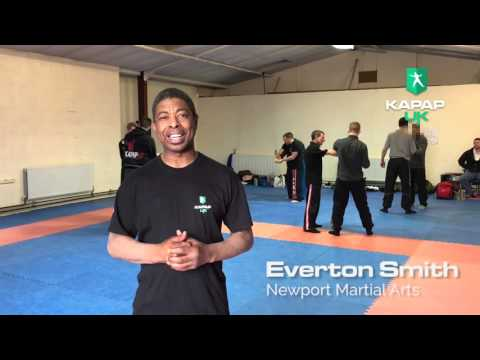 KAPAP UK level 1 instructor development course interviews