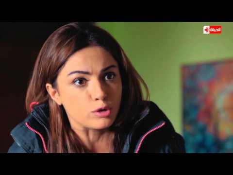 مسلسل شطرنج - هل النقيب\ هبة ...تقصر في حق زوجها رامز بسبب طبيعة شغلها