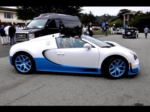 Bugatti Veyron Grand Sport Vitesse -iK7w2qX3OtY