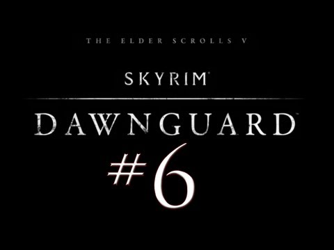 Skyrim Dawnguard DLC PC Walkthrough / Gameplay Part 6 - The Elder Scroll Read