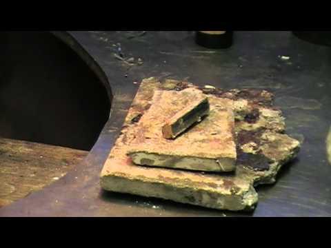 Het maken van Mokume-gane trouwringen.Deel 1