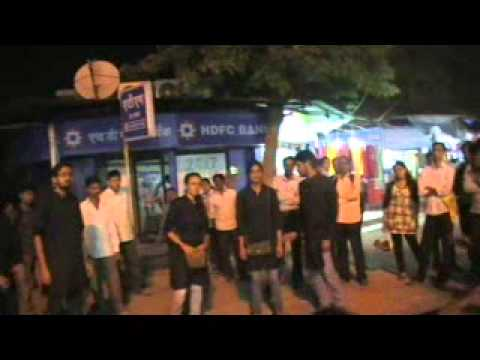 Nukkad Natak (Street Play) By Yuva Shakti, Mumbai Part 1