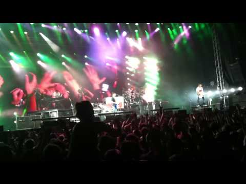 Linkin Park - Crawling - live @ Orange Warsaw Festival 2012