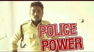 POLICE POWER  ||HYDRABADI TELUGU SHORT FILM|| - YOUTUBE