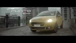 The New Punto Evo