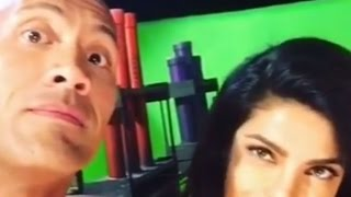 Priyanka Chopra shares a video from the sets of 'Baywatch' | Bollywood News | #TMT